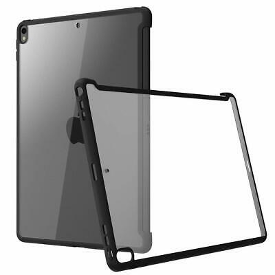 "iPad Pro 10.5"" / iPad air 3 2019 Case i-Blason Smart Keyboard Hybrid Clear Cover"