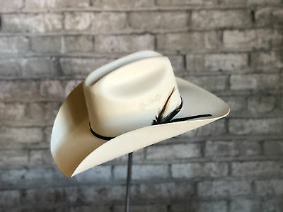 33a45f76212 STRAW COWBOY HAT Western Hats Classic Cattleman Mens Accessories ...