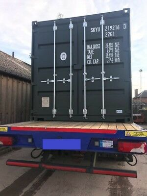 20ft 40ft New & Used Shipping Containers