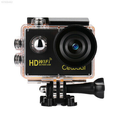 4E77 Sports Camera Action Camera Waterproof IPS Wifi 1080P Hiking Diving