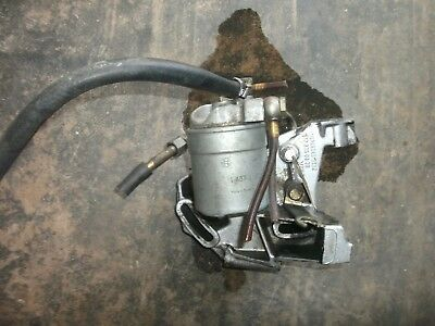 81-85 Mercedes-Benz 300SD Turbo Diesel Fuel Filter Housing W/ Bracket * OM617