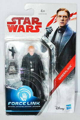 """STAR WARS Force Link - General Hux 3.75"""" Action Figure Brand New by Hasbro 2017"""