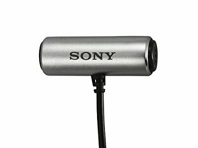 Sony ECM-CS3 Electret Condenser Stereo Microphone ship from JAPAN