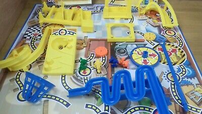Mouse Trap Board Game Mb With 3 All-Action Contraptions Ages 6 Hasbro Incomplete