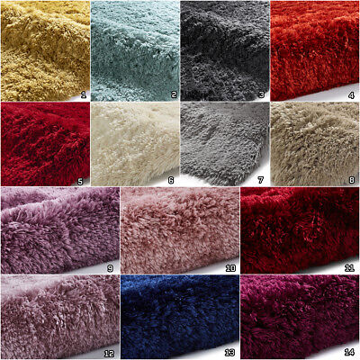 SUPER SOFT SHAGGY 8.5cm THICK PILE RUG  MODERN POLAR RUG Free UK Delivery*