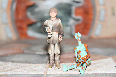 Anakin Skywalker Mechanic Star Wars Power Of The Jedi 2000