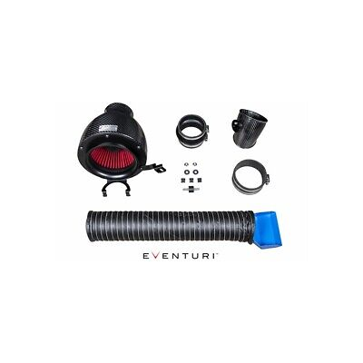 Eventuri Carbon Intake Kit For Ford Focus Mk3 Rs - Black Carbon Intake