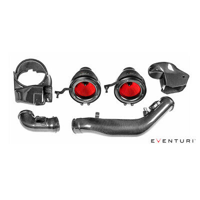 Eventuri For Bmw F87 M2 Competition Black Carbon Intake
