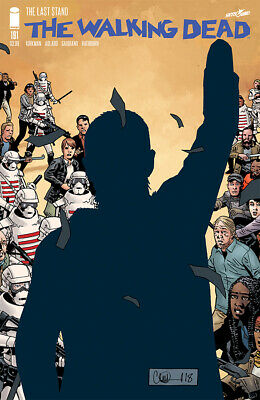 Walking Dead #191 Cover A Image Comics PREORDER - SHIPS 01/05/19