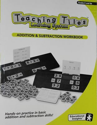 Educational Teaching Tiles Early Learning System Reading Readiness Center Ei1991 Educational