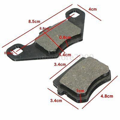 50cc 80cc 90cc 110cc 125cc 140cc Quad ATV Pit Dirt Bike Motercycle Brake Pads  !