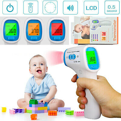 Wholesale Digital Thermometer Infrared Forehead Ear Object Rectal Medical Tester