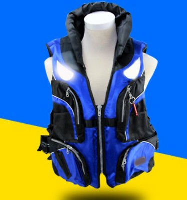 D36 Fishing Water Sports Kayak Canoe Boat Surf Ski Sailing Life Jacket Vest O