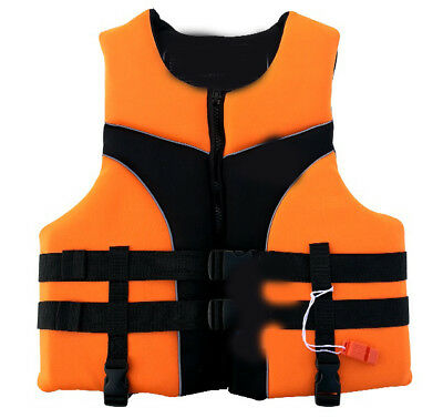 D53 Fishing Water Sports Kayak Canoe Boat Surf Ski Sailing Life Jacket Vest O