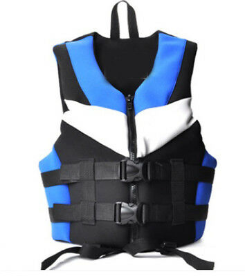 D21 Fishing Water Sports Kayak Canoe Boat Surf Ski Sailing Life Jacket Vest O