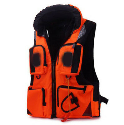 D17 Fishing Water Sports Kayak Canoe Boat Surf Ski Sailing Life Jacket Vest O