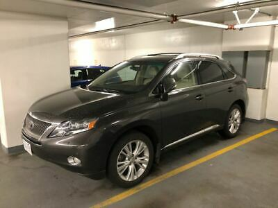 Lexus: RX Ultra Premium 2010 Lexus RX450h with Ultra Premium package plus every available option