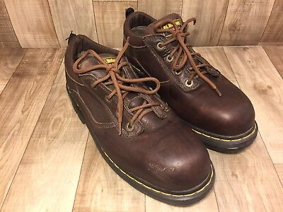 Dr. Martens Industrial Steel Toe Gunby ST AW004 US M Size 13 Safety Shoe