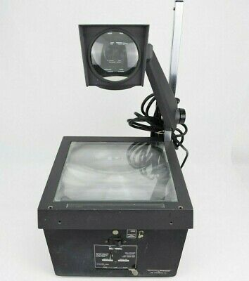 Bell Howell 3870 Still Picture Projector Overhead EIKI School Surplus