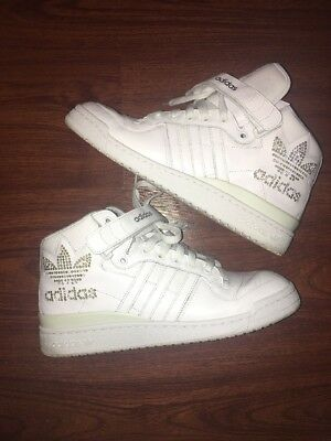 size 40 3bd5e ffd1f Adidas Forum Mid RS XL White Size 11.5