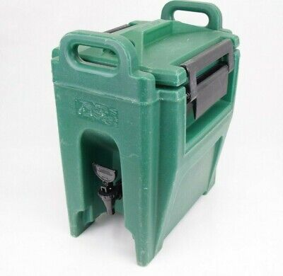 Cambro UC250 Green Insulated Beverage Ultra Container Dispenser Portable 2.75 G