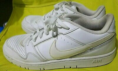 abfdca1491f 2011 Nike Air Size 11.5 Prestige III Casual White Sneaker Men's Shoes  386114-111