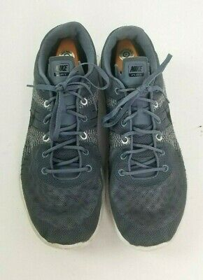 f1ec8f1a7d61b6 Nike Flex Fury Size US 14 EU 48.5 Men s Running Shoes Charcoal 705298-401