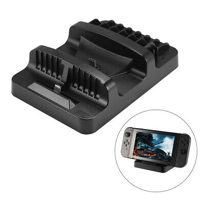 Charger Stand Charging Dock HDMI Adapter with USB Hub for Nintendo Switch AC1289