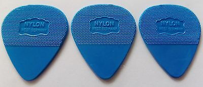 Herdim guitar picks U2s  Favorite Blue 3 picks