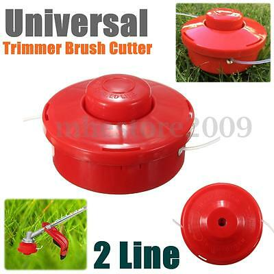 US 4X UNIVERSAL Strimmer Bump Feed Line Brush Cutter Replacement