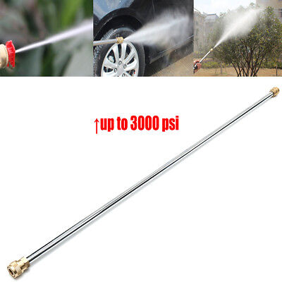 """36"""" 3000psi SPRAY Gun WAND LANCE For Power Pressure Washer Extension Water"""