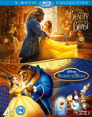 Beauty and the Beast: 2-movie Collection Blu-ray (2017) Emma Watson