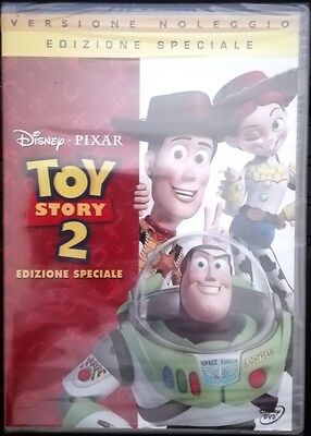 Toy Story 2 DVD Rent Disney NUOVO Edizione Speciale