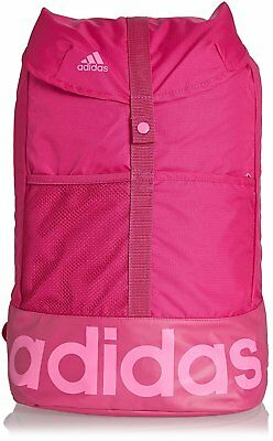 ADIDAS BACKPACK POWER II (2) Pink - Womens   Girls Backpack Rucksack ... 8141e9b0680f9