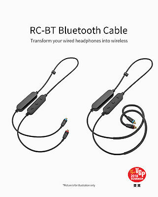 Fiio RC-BT Bluetooth Cable -  MMCX Earphone Cable