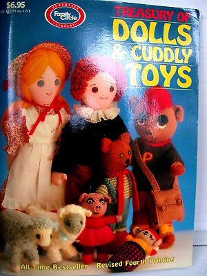 Storybook  Dolls And Toys Animals  Sew Knit Crochet  Doll's Layette  Soft Cover