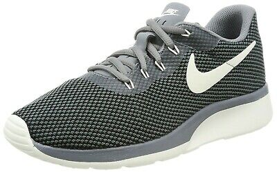 Nike - WMNS Tanjun Racer - Scarpe Running - Cool Grey/Black/White - 921668 003