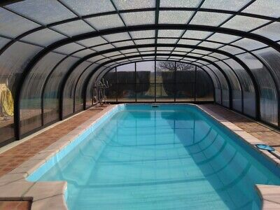 Belle Propriete 100M2+100M2 Dependances+Piscine Couverte +Terrain 3970M2