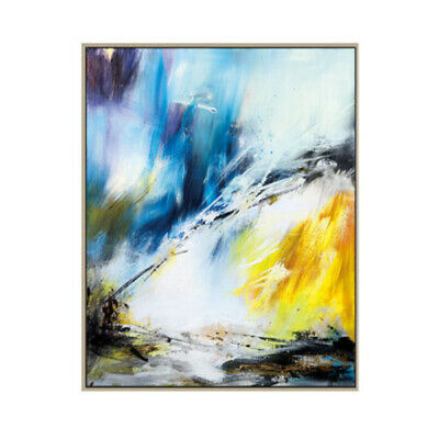 Huge Modern Fashion Abstract Hand Painted Oil Painting Art Home Decor Canvas