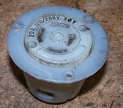 Hubbell Receptacle, # HBL7409C, USED, WARRANTY