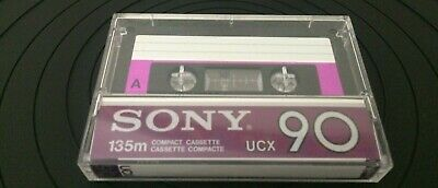 2 Cassettes Vintage / SONY UCX 90.