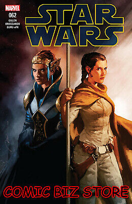Star Wars #62 (2019) 1St Printing Parel Main Cover Bagged & Boarded Marvel