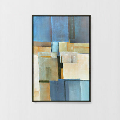 Modern Abstract Simple Living Room Decor Hand Painted Oil Painting Art On Canvas