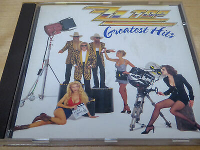 ZZ TOP - Greatest Hits - NM (CD)