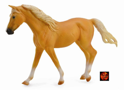 Horse Model by CollectA 88820 *2018 model with tag* FALLABELLA MARE PALOMINO