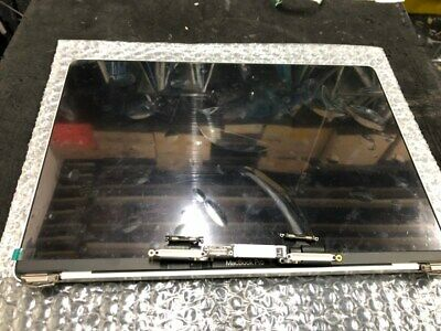 Wholesale A1706 A1708 LCD Screen Assembly Silver Grey MacBook Pro 13 2016/17