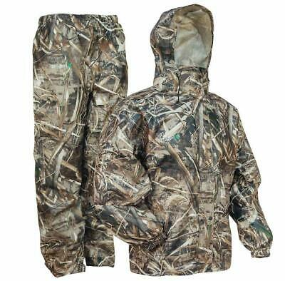 b945caf8d56 FROGG TOGGS ALL Sport Rain Suit (Realtree Max-5   Men s   Large Size ...