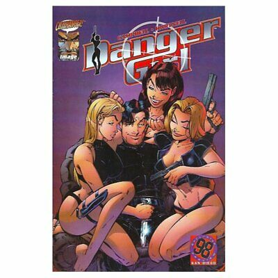 Danger Girl - San Diego Preview (1998) 1 - - Image