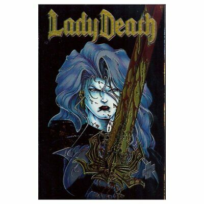 Lady Death (Limited Series) Chromium Cover 1 - - Chaos