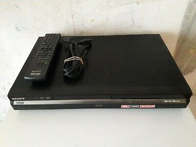 Sony RDR-HX650 - HDD/DVD Recorder - 160GB HDD - HDMI 1080P